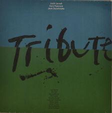 "KEITH JARRET - TRIBUTE  12"" 2 LP (S851)"