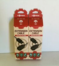 2 NEW EXTENSION CABLES in BOX FOR N64 NINTENDO 64 CONTROLLER Made By Tomee