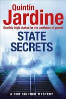 State Secrets (Bob Skinner series, Book 28) A terrible act in t... 9781472205766