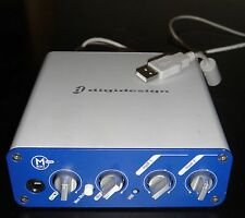 DIGIDESIGN MBOX 2 MINI USB AUDIO INTERFACE WITH USB CABLE