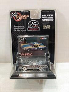 Dale Earnhardt #2 Mike Curb 1980 Oldsmobile Cutlass Supreme Silver Series 1:64