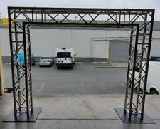 16' x 8' DJ Lighting Truss System Goal Post Trussing Kit  F34 square segments