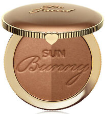 Too Faced Sun Bunny Natural Bronzer Duo Tone 0.28oz $30 NIB