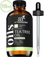 ArtNaturals 100% Pure Tea Tree Essential Oil - (4 Fl Oz/120ml) - Natural Premium