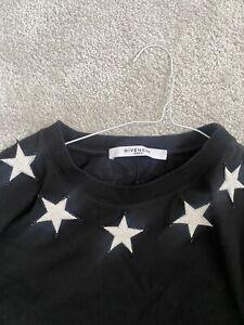 Authentic Mens Black Givenchy tshirt XL