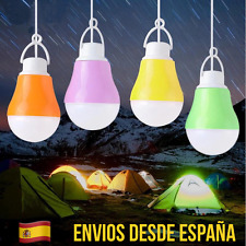 Bombilla USB LED 5V Luz Camping 10 Led Estudio Lectura Nocturna