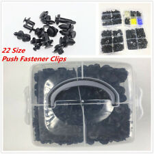 650x 22 Size 4-Layer Push Rivet Plastics Fastener Kit For Car SUV Truck Moulding