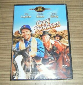 New Sealed DVD - City Slickers [D9]