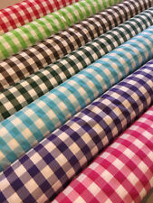 By the Metre Tartan Unbranded Crafts Fabrics