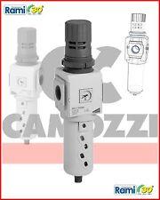 """Filtro + Regolatore pressione aria compressa uscite 3/4"""" MX2-3/4-FR0000 Camozzi"""
