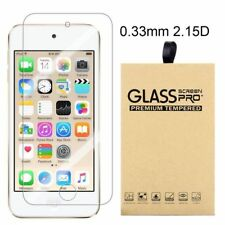 Apple iPod Touch 6 Schutz Glas Folie Tempered Glas Screen Protector Guard 9H