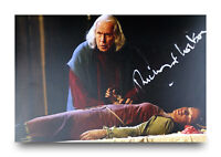 Merlin Photo John Hopkins in person signed autograph
