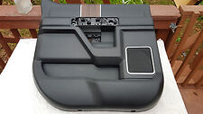 2015 2016 FORD F150 F-150 LEFT REAR DOOR PANEL NICE! KING RANCH 15 16
