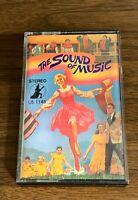 THE SOUND OF MUSIC Motion Picture Soundtrack Cassette Rare Cover US 1148 - EUC
