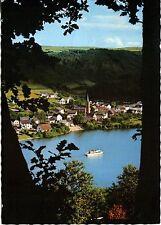 Alte Postkarte - Einruhr/Eifel - Am Obersee der Rurtalsperre