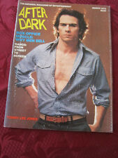 After Dark 3/79 Tommy Lee Jones Gordon Chater Cy Coleman