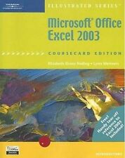Microsoft Office Excel 2003, Illustrated Introductory, CourseCard Edition (Illus