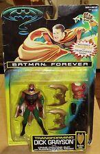 BATMAN FOREVER  MOVIE  TRANSFORMING  DICK GRAYSON        MOC