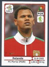 PANINI EURO 2012- #264-PORTUGAL-PORTO-ROLANDO