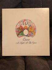 Queen A Night At The Opera Vinyl 1975