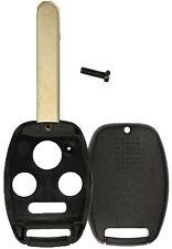 Remote Key Fob Shell Pad Case Honda Accord 2008 2009 2010 2011 2012