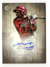 PHIL ERVIN MLB 2014 BOWMAN INCEPTION PROSPECT AUTOGRAPHS ( CINCINNATI REDS)