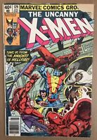 X-Men #129 First Print Comic Book. 1st Kitty Pryde and Emma Frost White Queen!