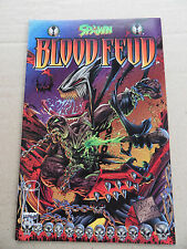 Spawn Blood Feud 2 . Image 1995 - VF - minus
