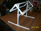 PLANS ONLY --  PVC Saddle Stand Rack Travel Size Horse Bridle Western Spur