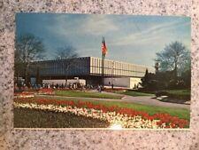 POSTCARD MISSOURI, ST. LOUIS-SPANISH INT'L PAVILION FROM 1964 N.Y. WORLD'S FAIR