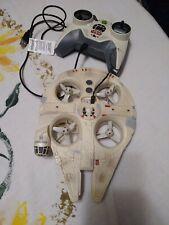 Air Hogs Star Wars Remote Control Millennium Falcon Quad Drone R/C