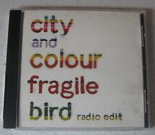 CITY AND COLOUR - Fragile Bird *MaxiCD* 2-Tracks ALEXISONFIRE
