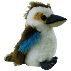 Kookaburra With Sound Chip 17cm