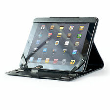 Osgoode Marley 1782 Black Cashmere Leather Easel iPad Case