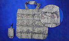 Australian Souvenir Medium Shopping Bag Aboriginal Art Turtle 38cm x 40cm