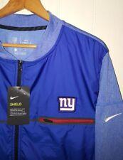 NIKE NFL NY Giants Jersey Hybrid Jacket Sz Large NWT $100.00
