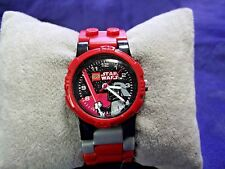 Child's Lego Star Wars Watch with Red & Black Band  ME-016