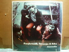 Mazzola fingletoad Strange & siho DOUBLE LP shadoks Acid Archives UNPLAYED psych
