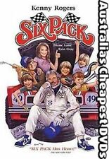 Six Pack DVD NEW, FREE POSTAGE WITHIN AUSTRALIA REGIONS ALL