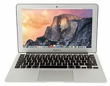 "Apple MacBook Air 13"" Core 2 Duo 1.86GHz 2GB 128GB SSD MC503 fines de 2010 A1369"