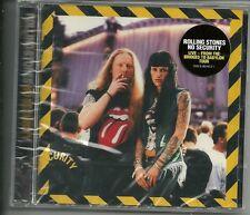 Rolling Stones - No Security (1998)  USA PROMO CD  OVP (14 tracks)