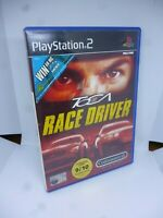 PS2 Toca Race Driver Codemasters European Version Sony Playstation 2 gaming game