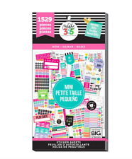 Create 365 The Happy Planner Mini Sticker Sheets Mom 1529 Pcs