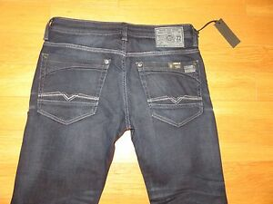NWT Men's Buffalo KING-X Slim Boot Stretch Jeans (Retail $109)