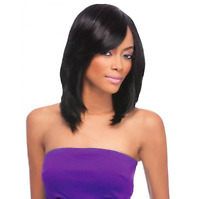 """OUTRE 100% HUMAN HAIR  Straight Weave Premium Duby 10"""" [1,1B,2,4]*FREE SHIPPING*"""