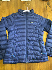 patagonia Girls Purple Down Jacket Size 14