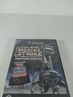 Star Wars Rogue Squadron III Limited Preview Disc GameCube 2002 Tested Working