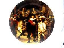 """Dekoteller vom Rembrandt """"Die Nachtwache"""" Museum Amsterdam"""