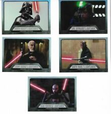 Topps Luke Skywalker Star Wars Collectable Trading Cards