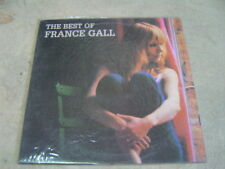"""FRANCE GALL THE BEST OF 1992 KOREA VINYL LP 12"""" 12TRACK SEALED! french pop"""